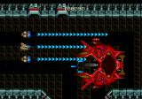 Zero Wing TurboGrafx CD The boss can be easily dispatched with a few shots of blue laser