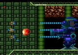 Zero Wing TurboGrafx CD This boss shoots various bullets, including the devastating cannon