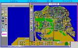 SimCity PC-98 Oh wow, now THAT's a city!