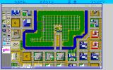 SimCity PC-98 It's nice to have such a park in the middle of the city!..