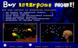 Interpose DOS Shareware version : how to buy screen 1