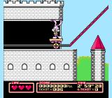 Tiny Toon Adventures 2: Trouble in Wackyland NES Rollercoaster indeed...