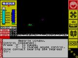 The Hunt for Red October ZX Spectrum Sonar sweep
