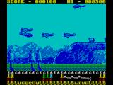 P47 Thunderbolt ZX Spectrum Need to get that chopper at top - for power-ups