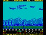 P47 Thunderbolt ZX Spectrum Dispatching enemy planes