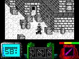 Vendetta ZX Spectrum Switched to using a knife