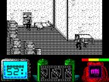 Vendetta ZX Spectrum Inside the stronghold