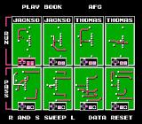 Tecmo Super Bowl NES Positions