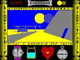 Total Eclipse ZX Spectrum Game start - Will be in eclipse soon