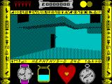 Total Eclipse ZX Spectrum Exploring deeper into the pyramid