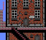 Castlevania II: Simon's Quest NES Starting the game