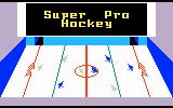Slap Shot: Super Pro Hockey Intellivision Title secondary