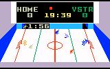 Slap Shot: Super Pro Hockey Intellivision Penalty box counter