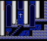 Castlevania II: Simon's Quest NES The priest can heal you whenever you need it