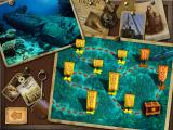 Know How 2: Think and Play outside the box! iPad An underwater treasure map.
