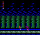 Castlevania II: Simon's Quest NES Same forest, same place, but at night
