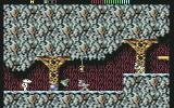 Impossamole Commodore 64 The mine level