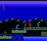Castlevania II: Simon's Quest NES Nice background