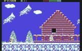 Impossamole Commodore 64 Iceland level