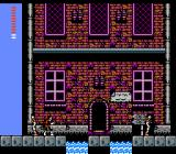Castlevania II: Simon's Quest NES Reached another town