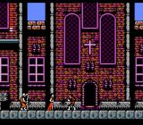 Castlevania II: Simon's Quest NES In front of the church, beautiful women stroll...