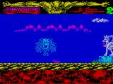 Mythos ZX Spectrum Bad hair day, no, came too close to a snake!