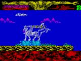 Mythos ZX Spectrum Another game and off to a racing start. Leapt past the snake spitter, ready to get into the game