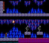 Castlevania II: Simon's Quest NES The eyes attack me from above