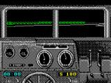 Gunboat ZX Spectrum Pilot practice. This allows the player to drive around a bit