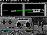 Gunboat ZX Spectrum While driving around the boat comes under heavy and sustained fire. It seems to get hit every few seconds. Fortunately these messages are followed by a 'No Damage Possible' message