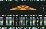 Trailblazer Commodore 64 Highscores