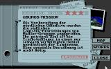 Battle Command DOS Mission briefing