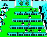 Tapper BBC Micro Level 2: A Sports bar with Athletes to serve