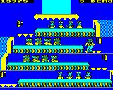 Tapper BBC Micro Level 4: A space station bar with aliens to serve.