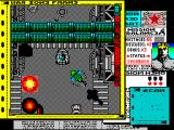 Soviet ZX Spectrum Jets and helicopters drop bombs that cause more destruction than the tank