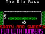 Sooty's Fun With Numbers ZX Spectrum Sooty wins !