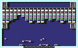 TRAZ Commodore 64 Several balls in play now