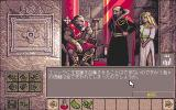 Lands of Lore: The Throne of Chaos PC-98 First ingame scene.