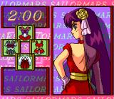 Bishōjo Senshi Sailor Moon Collection TurboGrafx CD Match her clothes!