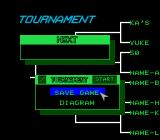 Blackhole Assault TurboGrafx CD Tournament mode