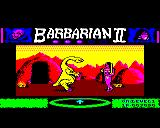 Axe of Rage BBC Micro It's a dinosaur!