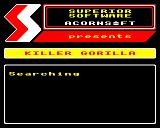 Killer Gorilla Electron Standard Superior software loader
