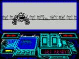 Buggy Ranger ZX Spectrum The buggy can jump - but not very far