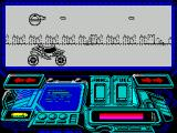 Buggy Ranger ZX Spectrum .. and the turret can fly, how cool is that!