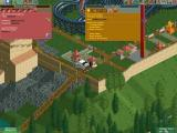 RollerCoaster Tycoon 2 Windows Ahh, a new Motion Simulator.  Now I'll focus my research on roller coasters.