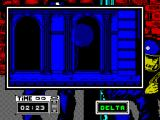 Hostage: Rescue Mission ZX Spectrum Successfully hidden in the next archway