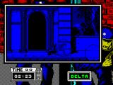 Hostage: Rescue Mission ZX Spectrum Caught in the spotlight....