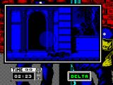 Hostage: Rescue Mission ZX Spectrum ... and therefore dead.
