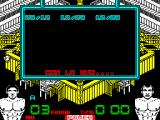 Poli Díaz ZX Spectrum Points at end of sparring match