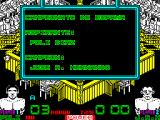 Poli Díaz ZX Spectrum The next fight is against Jose A Hernando for the Championship of Spain